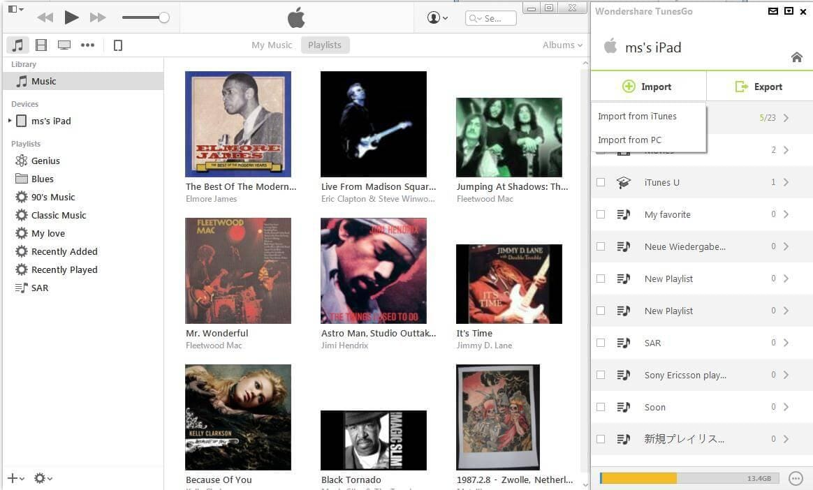 download music to ipad from computer