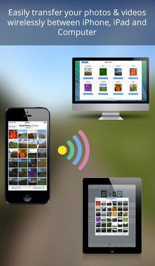 photo transfer app free