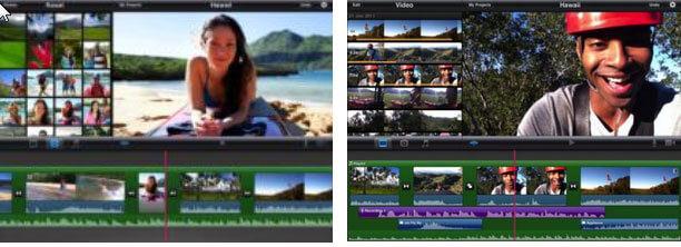 video camera ipad