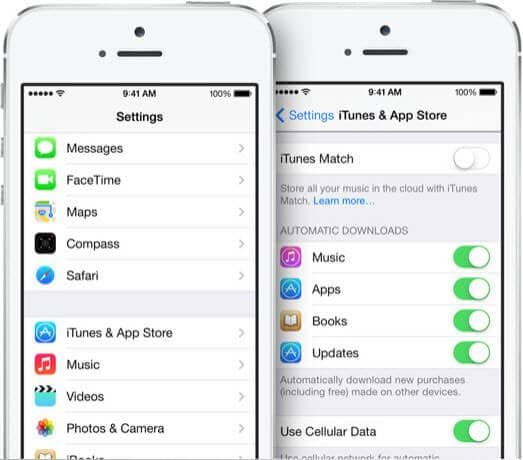 move songs to ios 9
