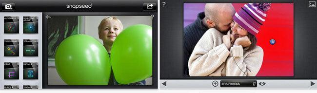 retuschera bilder app gratis