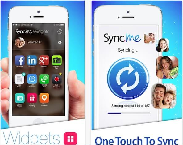 how to sync iphone with facebook