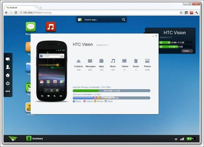alternative to htc sync manager