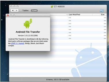 itunes to android mac