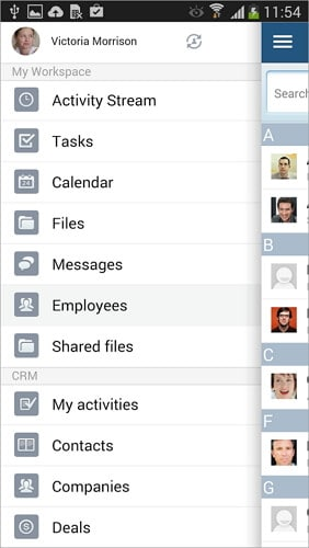 android project management app