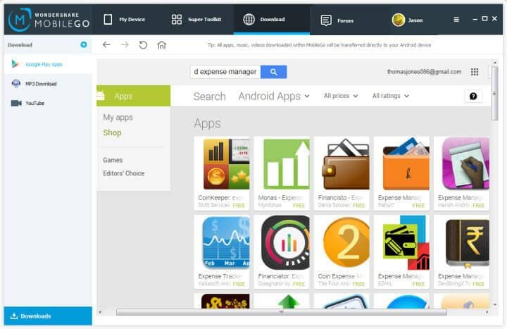 best expense manager app for android