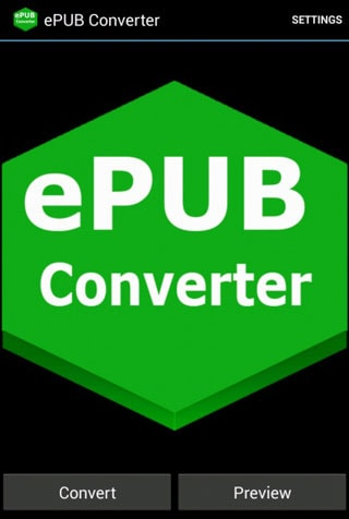 pdf to epub converter android