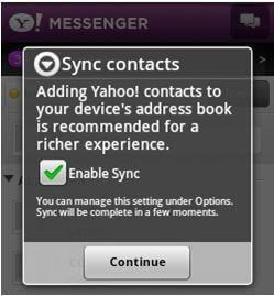htc sync contacts