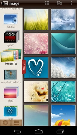 photo management app android