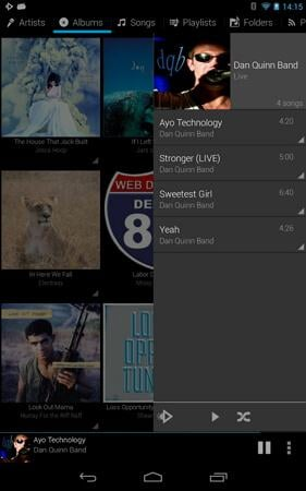 itunes app on android