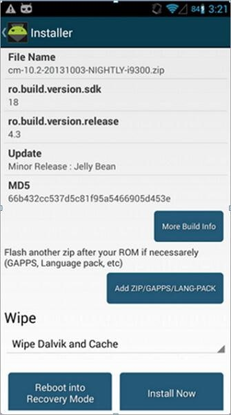 how to manage updates on android