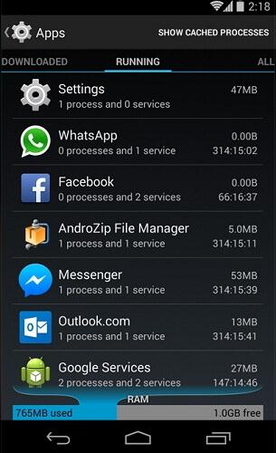 startup manager android
