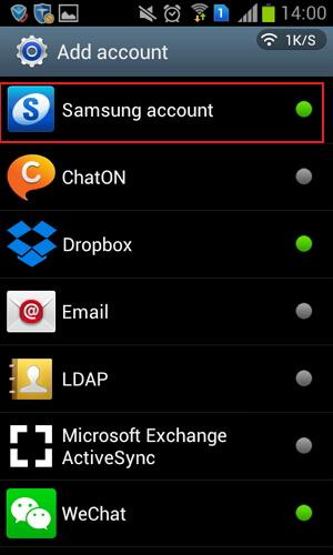 samsung galaxy s3 cloud backup