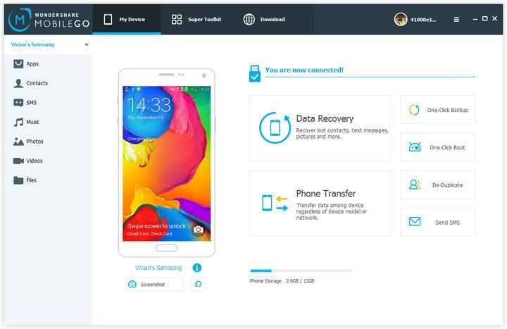 how to backup galaxy s4