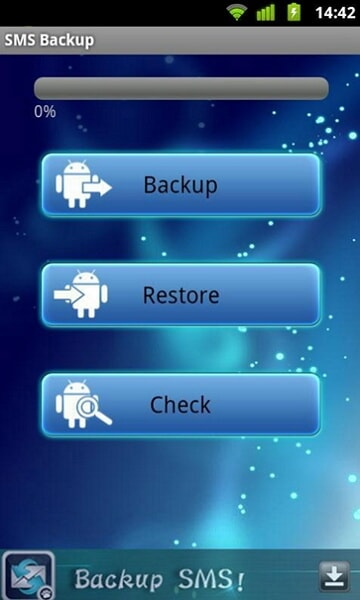 how to backup messages in samsung
