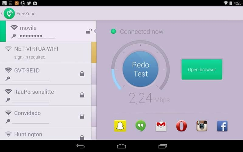 android manager wifi for pc