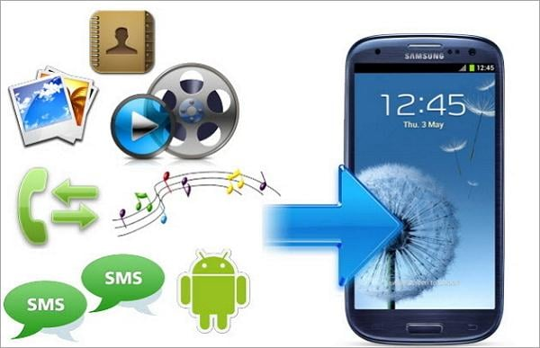 how to transfer contacts from htc to samsung