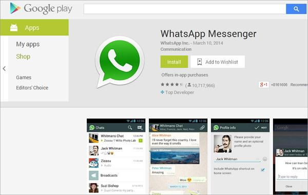 bbm alternative apps on android