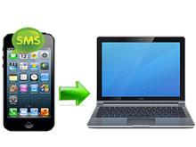 SMS from iPhone to PC