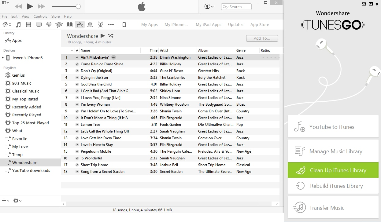 The Easiest Way to Clean Up iTunes