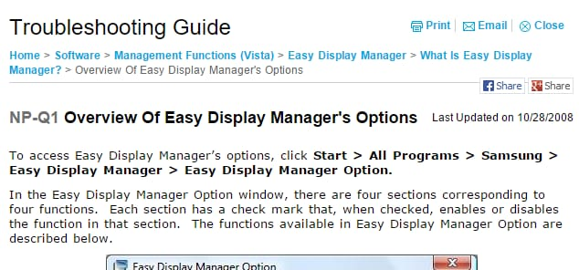 The Ultimate Guide to Samsung Easy Display Manager