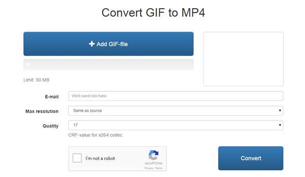 Top 10 GIF to MP4 Converter for Fun