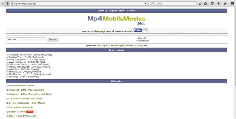 Top 10 Mobile MP4 Movie Download Websites!
