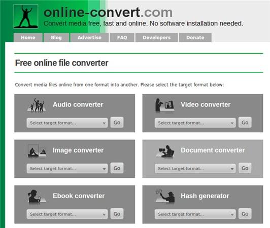 Top Ten MP4 to MP3 Converters Online