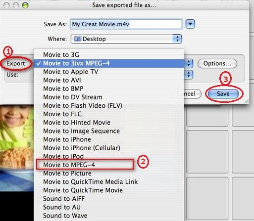 iMovie Won't Import MP4 Files