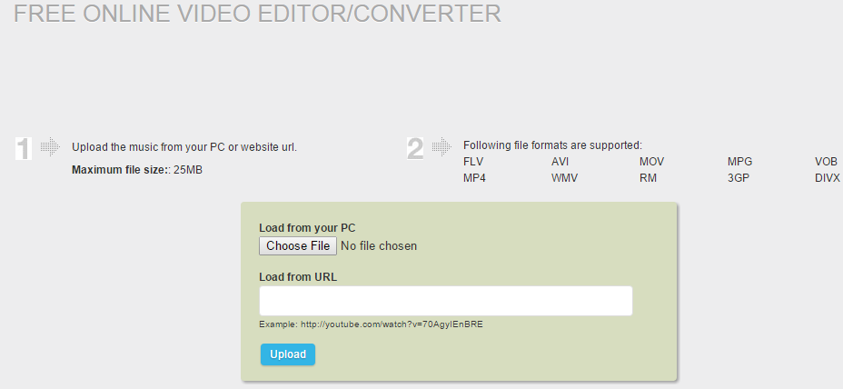 Top  5 URL to MP4 Online Converters