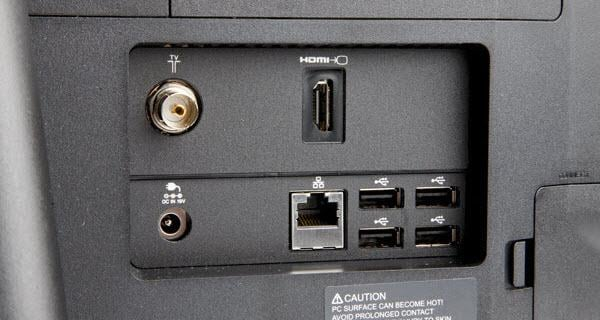 watch movie with HDMI Cable