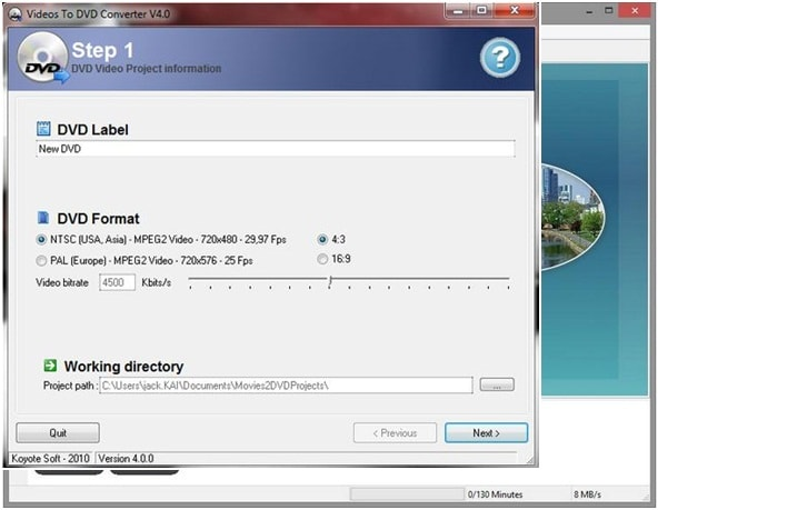 free dvd burnning tool for windows