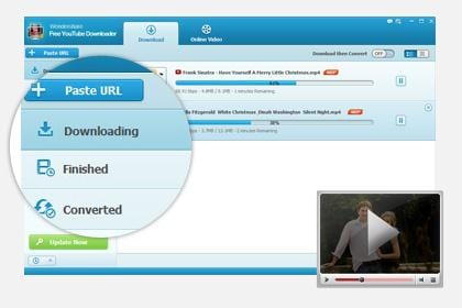 An Integrated Video Player