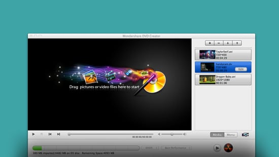 dvd creator for mac banner Tips on Just how to Burn MP4 to DVD