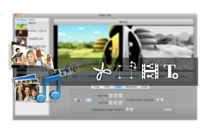 Magic Movie Maker - Create Photo DVD Slideshow with Music