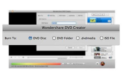 Easy and Fast DVD Creation - Burn to DVD with a Click