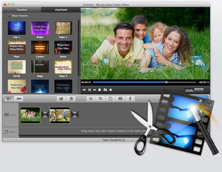 wondershare video editor for mac