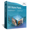 Wondershare 3D Style Pack