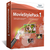 Wondershare Movie Style Pack Volume One