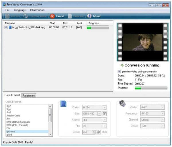 convert quicktime to wmv/mp4