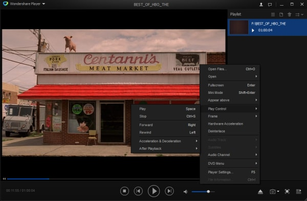 1080p video player