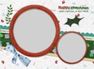 Free Christmas Collage Templates