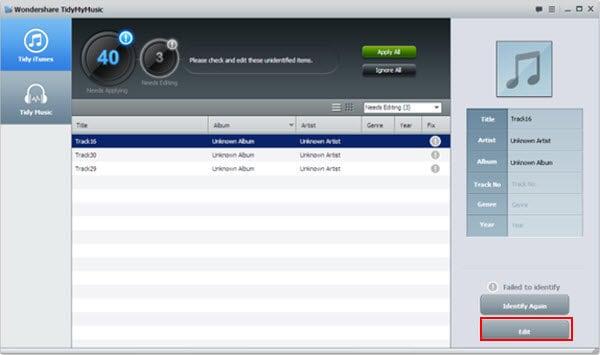 mac tidymymusic-remove duplicates
