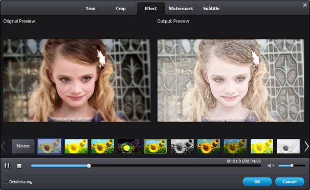 Wondershare Video Converter Pro Screenshot