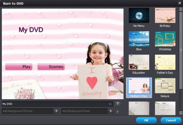 make dvd windows 8 from mp4
