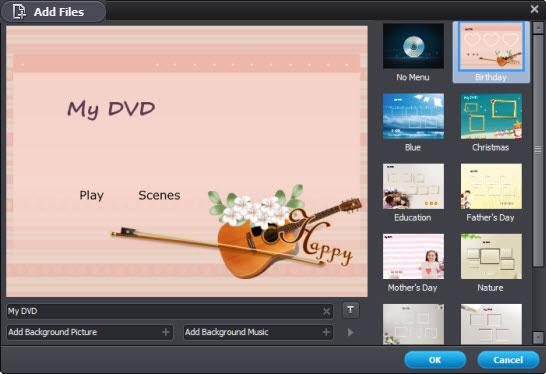VIDEO_TS to DVD converter