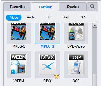 avi to mpeg 2 converter