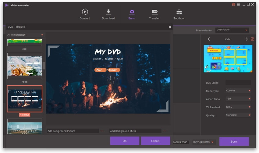 Wondershare Video Converter Ultimate Screenshot