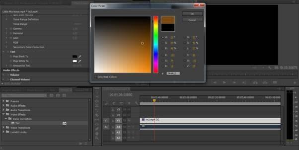 Adobe Premiere Effect