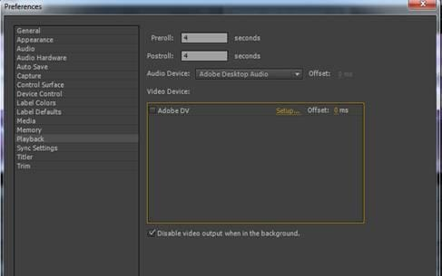 Adobe Premiere Shortcut